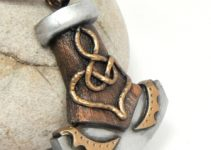 Small Celtic Thor's Hammer #24
