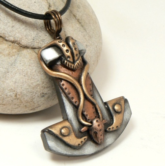 Thors hammer pendants desert rubble another tribal style thors hammer mozeypictures Gallery
