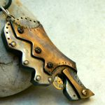Early Industrial Steampunk Pendant