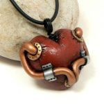 Mechanical Heart Pendant