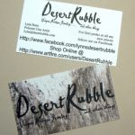 Handcrafted Business Card