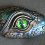 dragon's eye paperweight
